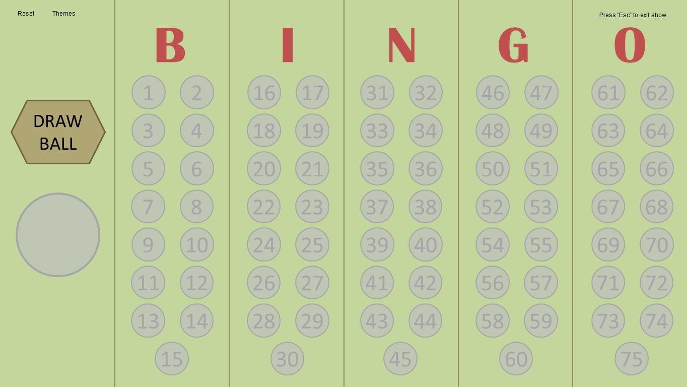 master - Bingo Master Board & Bingo Master Board PLUS BingoGreenBad