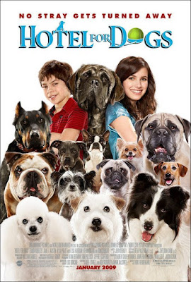 Hotel for Dogs 2009 Dual Audio Hindi 480p BluRay 350MB