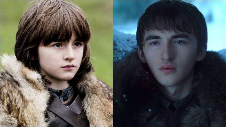 Isaac Hempstead-Wright - Bran Stark