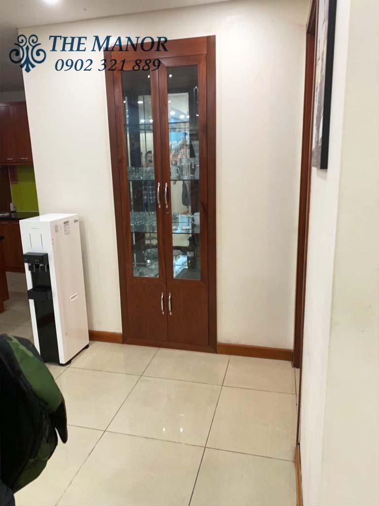 Rẻ nhất thị trường The Manor HCM cho thuê căn hộ 164m2 - hình 2