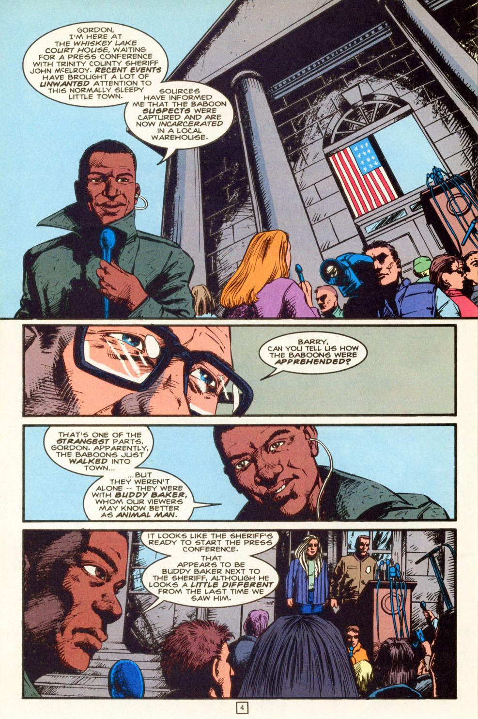 Read online Animal Man (1988) comic -  Issue #83 - 5