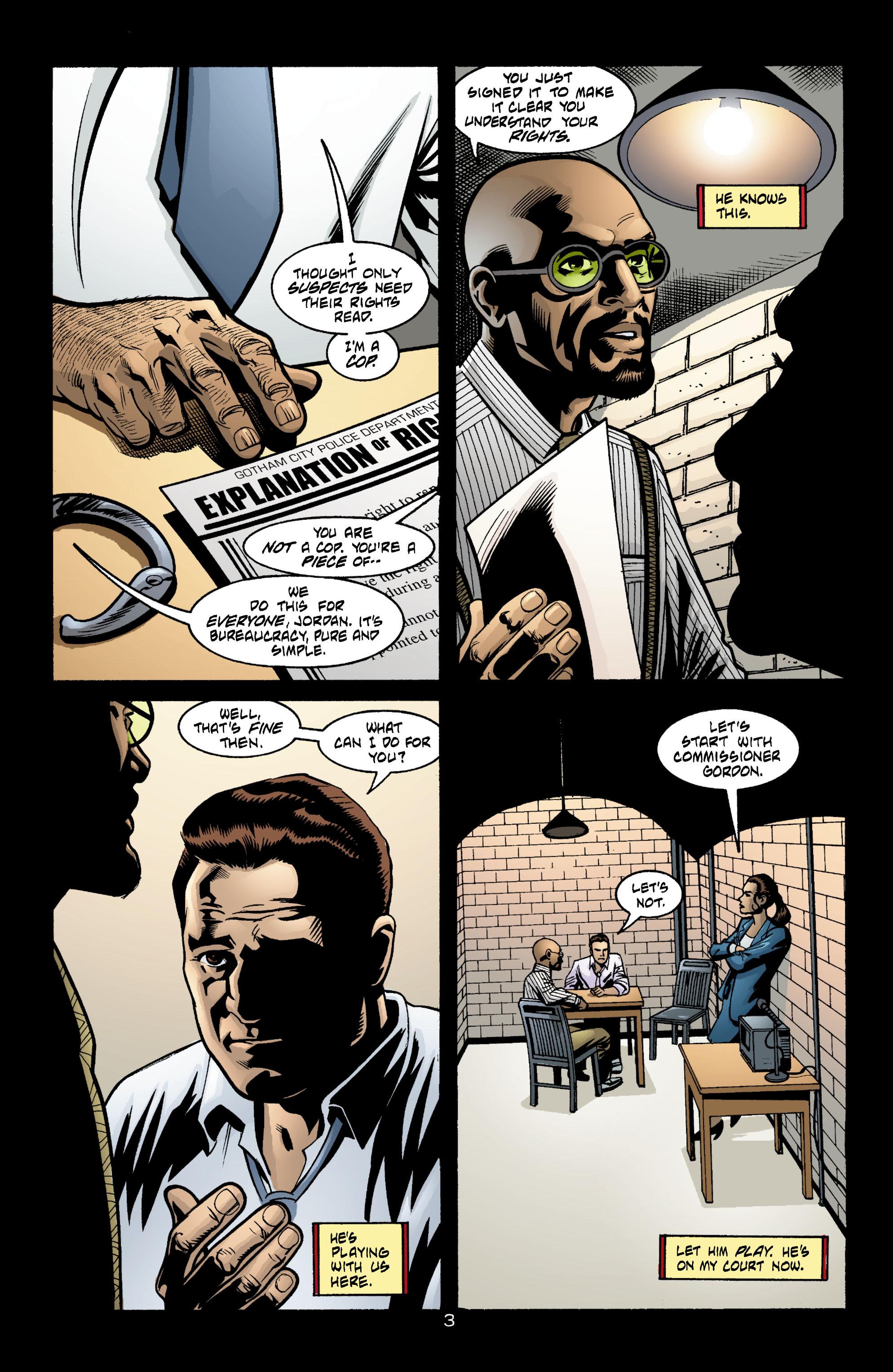 Detective Comics (1937) 754 Page 3