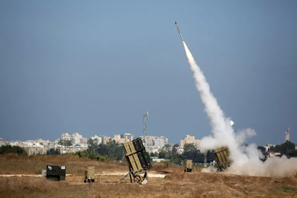 Ahead of Eurovision, Israel Distributes Iron Dome throughout the Country