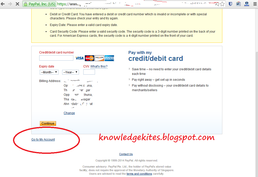 How to create PayPal Account without Debit-Credit card