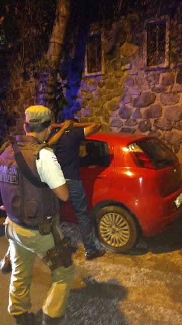 Reforçado policiamento na Rua Alagoinhas