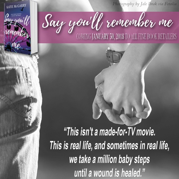 We Live and Breathe Books: Blog Tour: Say You'll Remember Me