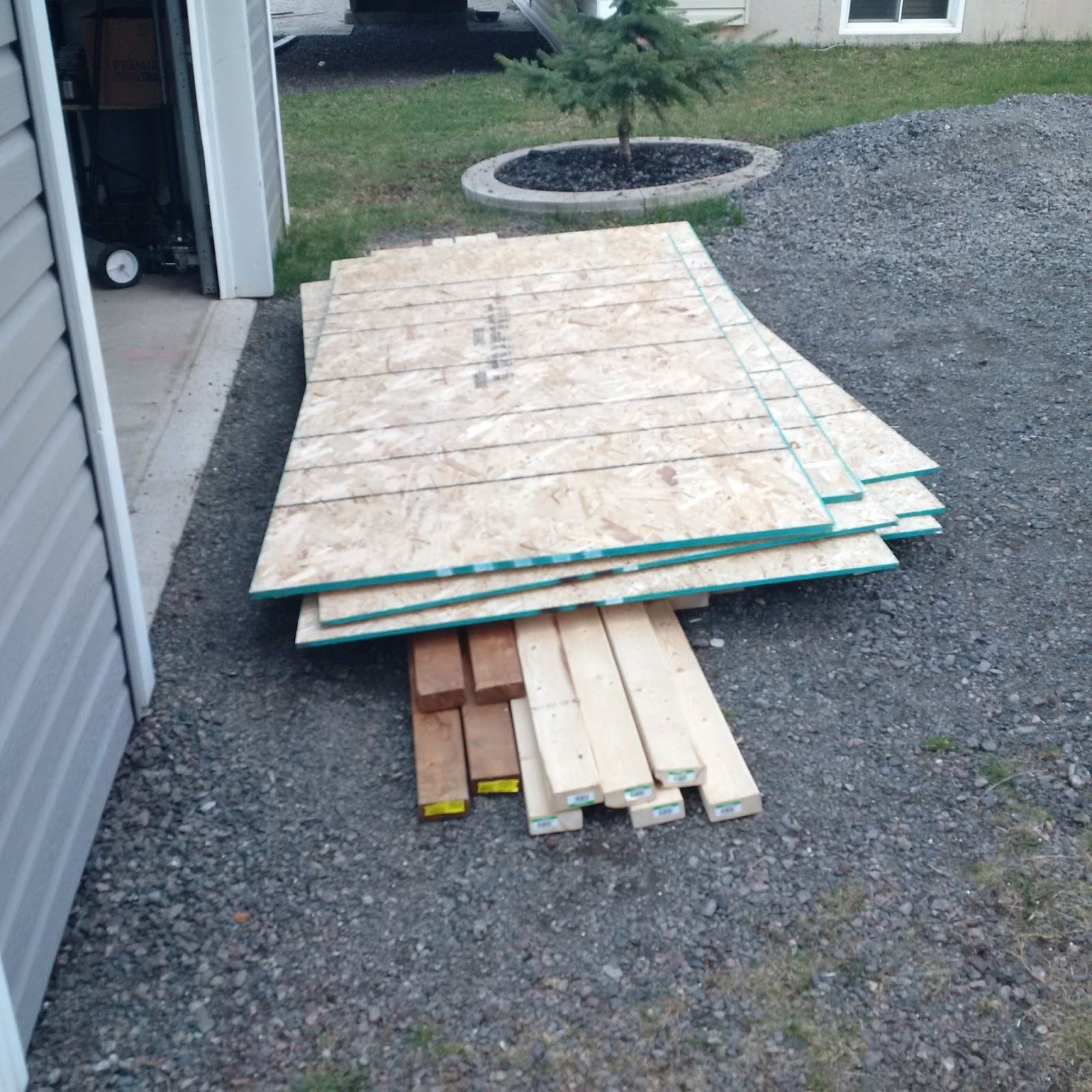 Another Day Another Project Building A Garden Storage Shed