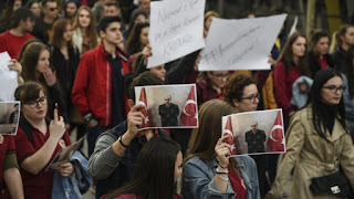 """Η βρώμικη απειλή του σύγχρονου πειρατή Ερντογάν στον Κοσοβάρο: """"Θα το πληρώσεις""""…"""