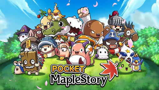 pocket maple story android