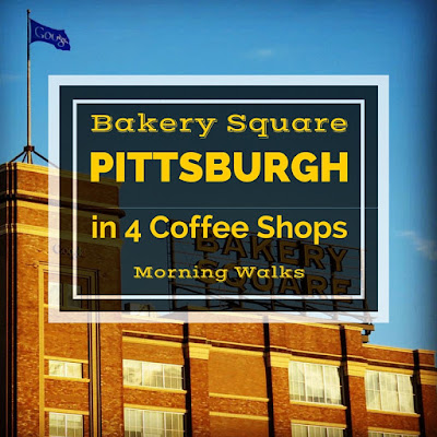 Pittsburgh Bakery Square in Four Coffee Shops
