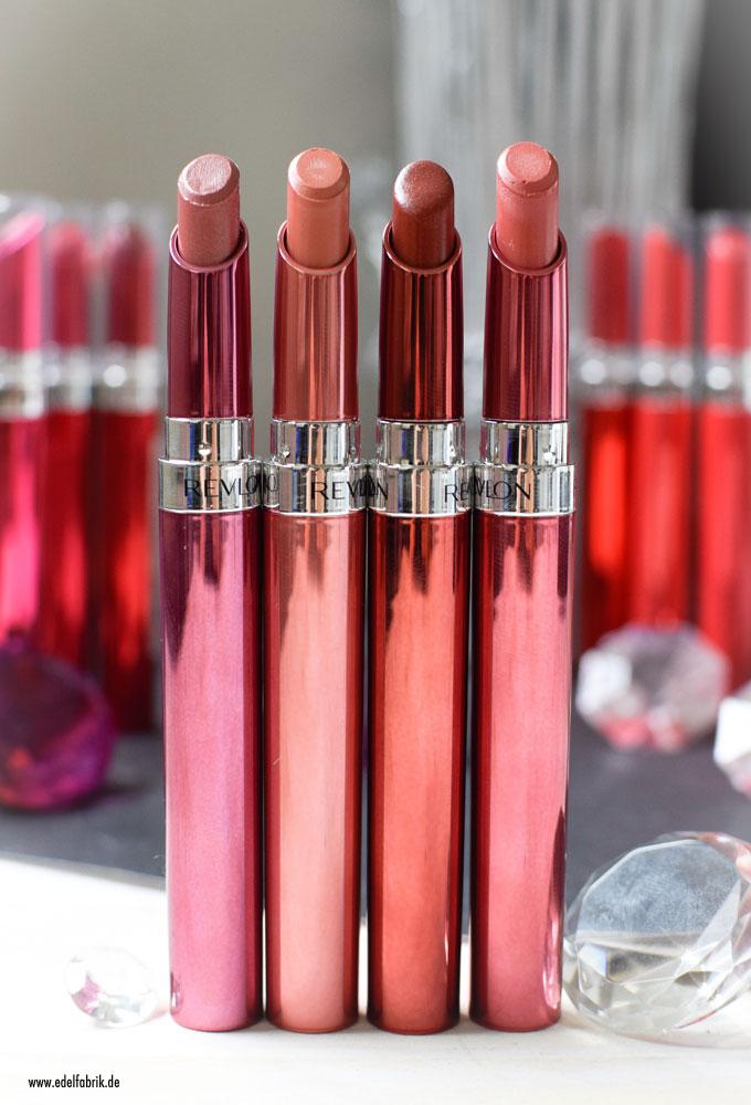 Die Nudenuance der Revlon Ultra HD Gel Lipcolor Lippenstifte, Swatch
