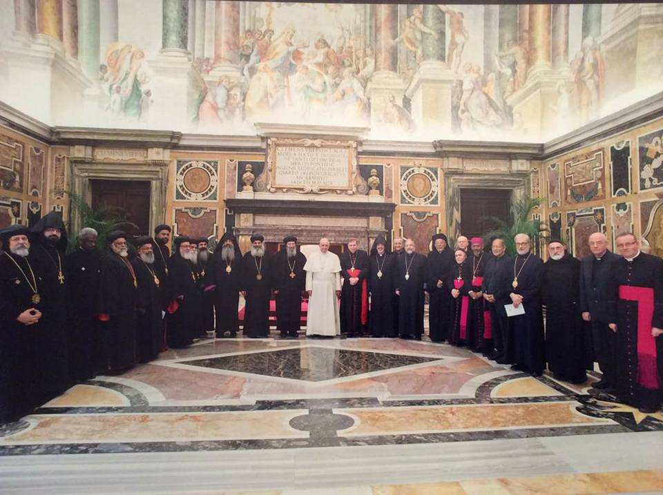 an analysis of the dialogues between the orthodox and roman catholic churches Joint international commission for the theological dialogue between the roman catholic church and the dialogue with the eastern orthodox churches on the vatican.