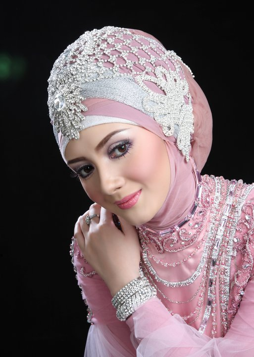 This Is It Model Jilbab Pengantin