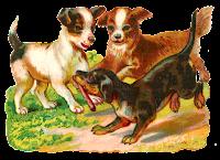 puppy dog animal digital image clipart illustration download