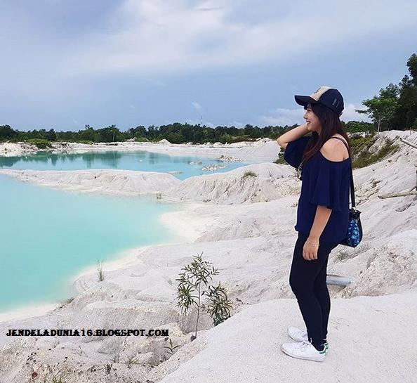 Danau Kaolin, Objek Wisata Danau Bersalju Ala Indonesia