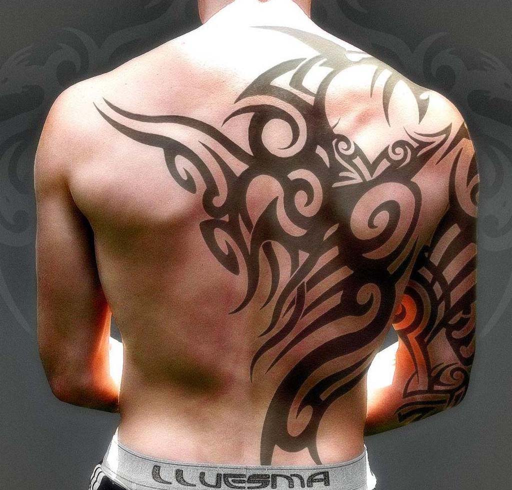 Exclusive Tattoos For Men