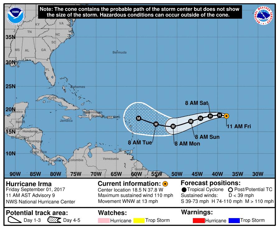 centro-nacional-de-huracanes-trayectoria