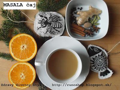 7 korenín, ktoré vás zahrejú aj v najkrutejšej zime. Masala chai nápoj pre zmrznutých.