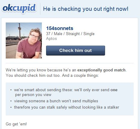 How to succeed on OK cupid | all my life in tales