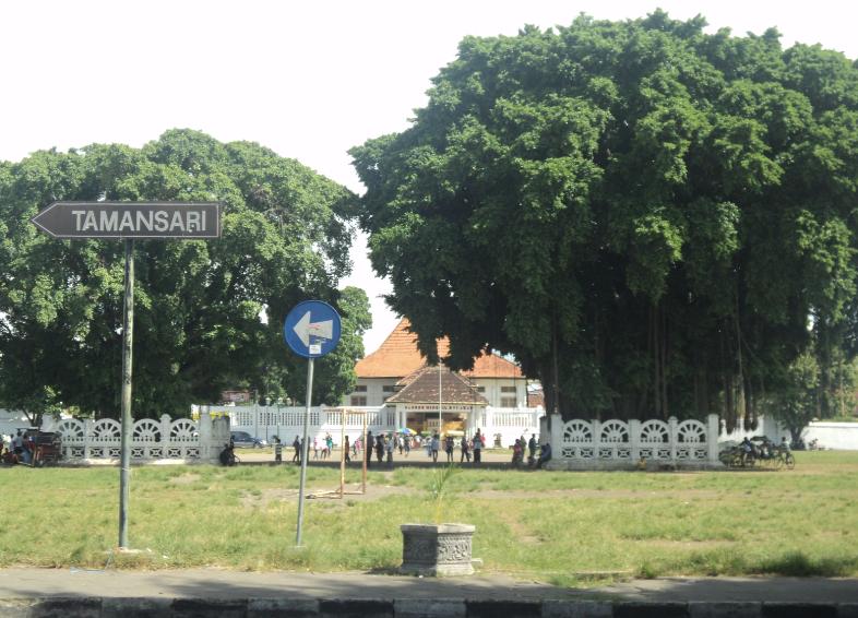 alun-alun kidul yogyakarta liburan tahun baru 2016