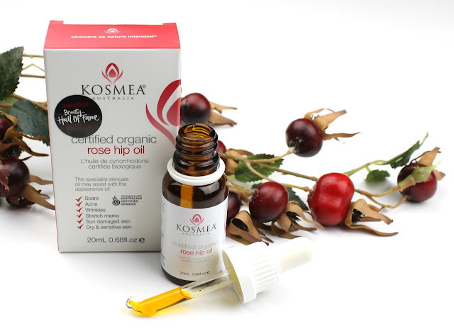 Kosmea Certified Organic Rose Hip Oil review