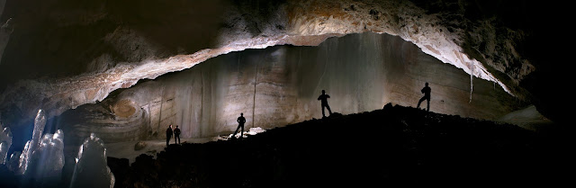 Ice cave in Transylvania yields window into region's climate history