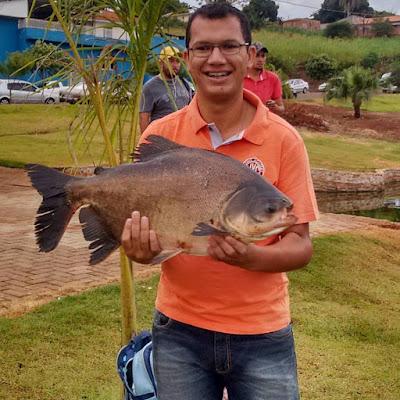 Resultado de imagem para reporter do vale pesca lago municipal
