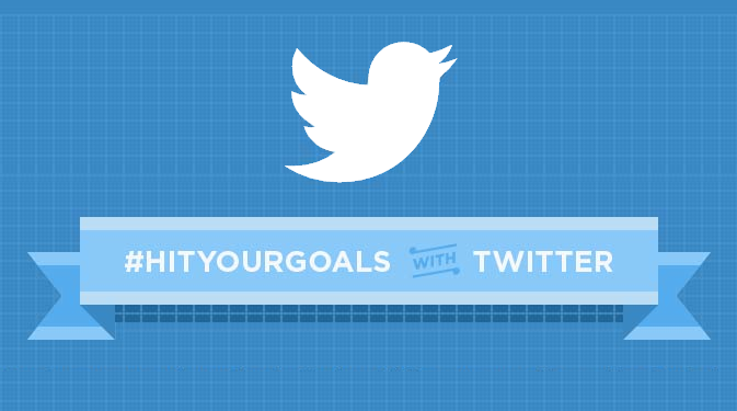 How to Achieve Your brand's or compnay Internet Marketing Goals With Twitter - #infographic #SocialMedia #Twitter