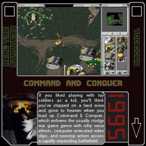 1995 - Command And Conquer