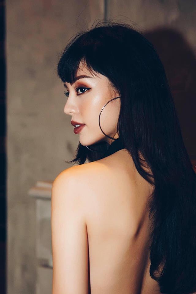 Hot girl quảng bá du lịch Việt tại nước Pháp
