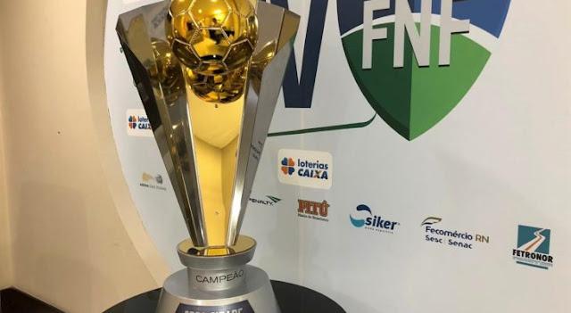 Troféu da Copa Cidade do Natal faz homenagem a Hélio Câmara