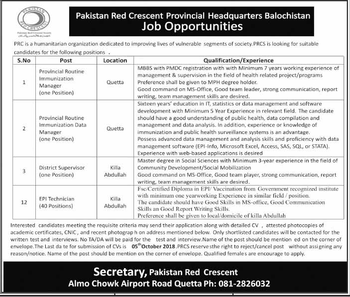 latest-jobs-in-quetta-september-2018