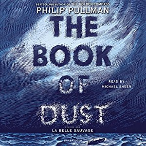 Review: The Book of Dust by Philip Pullman (audiobook)