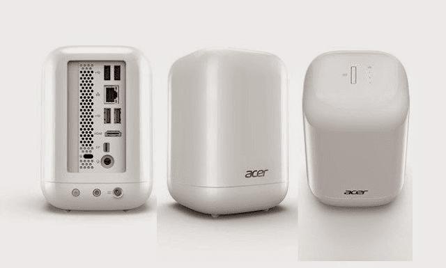 Spesifikasi Acer Revo RL85