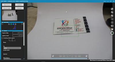 3 Aplikasi Untuk Remote Camera DSLR