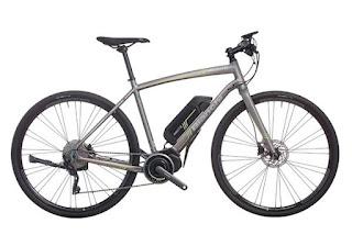 Bianchi Manhattan-XT E-Bike