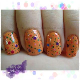Avon EDK Glitter Carnaval Elena TVD