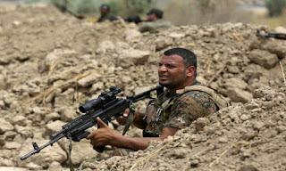 Milisi Syiah Irak Pindahkan Pertempuran ke Perbatasan Suriah