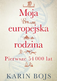 """Moja europejska rodzina"" - Karin Bojs"