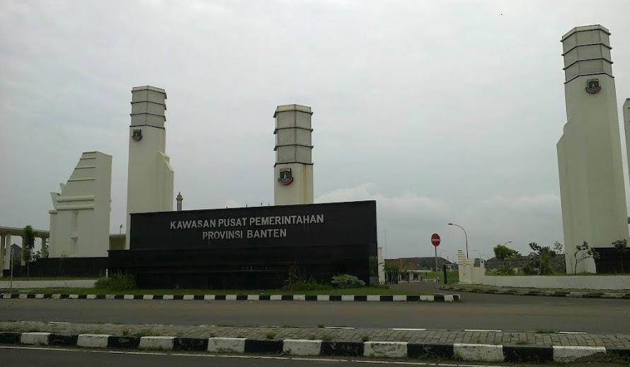 Alamat, Nomor Telepon, dan Nama Pejabat SKPD Propinsi Banten