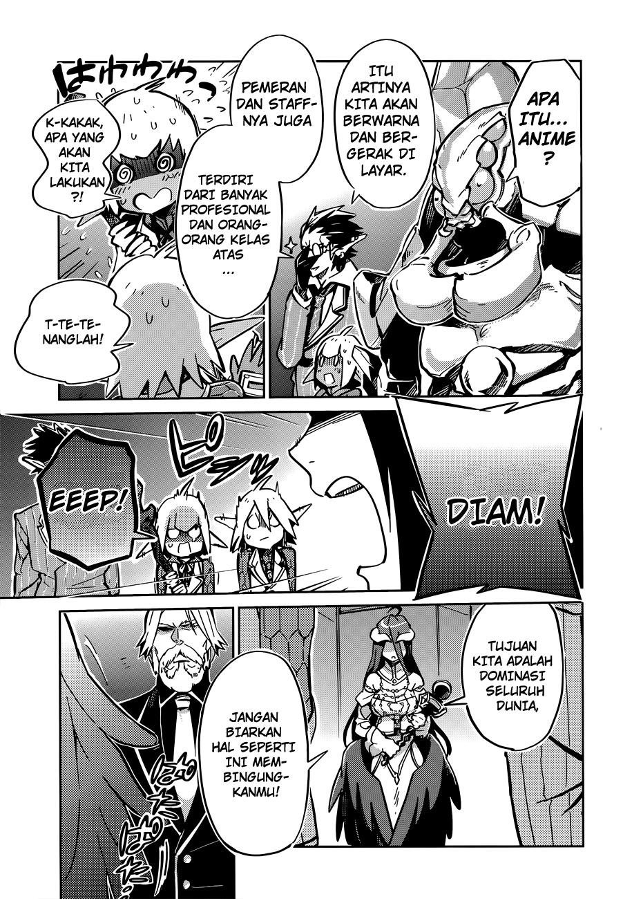 Overlord chapter 7,5 Bahasa Indonesia
