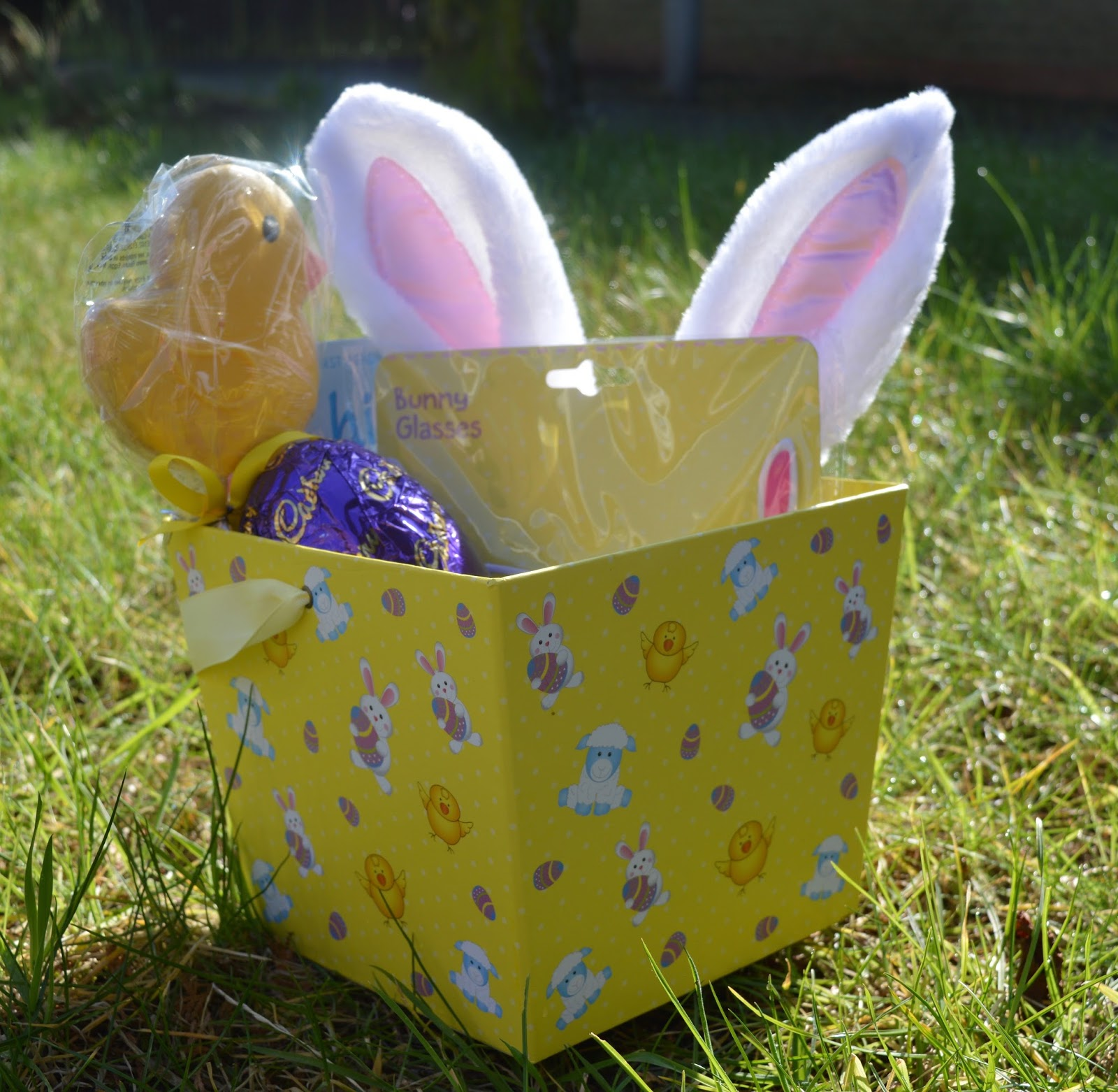 Should you buy your children easter gifts life as mrs r childrens easter hamper negle Image collections