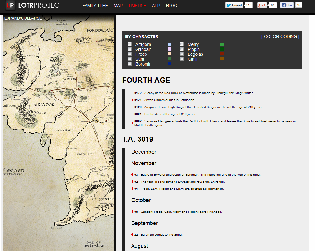 Free Technology For Teachers An Interactive Map And Timeline Of