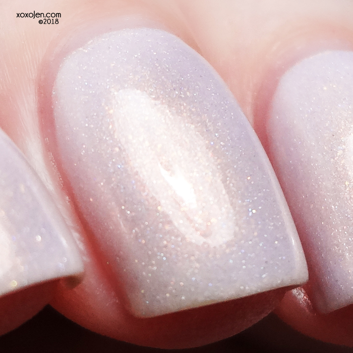 xoxoJen's swatch of Ethereal Little Oysters