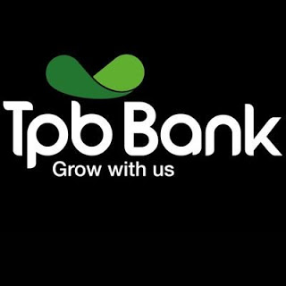 2 Job Opportunities at TPB BANK PLC, Temporary Credit Clerks