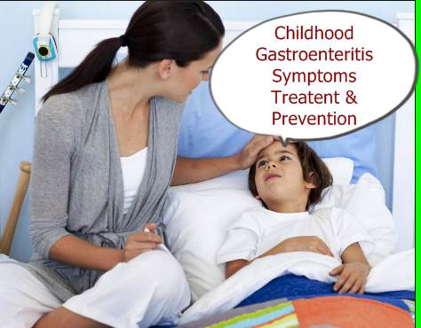 gastro in toddlers