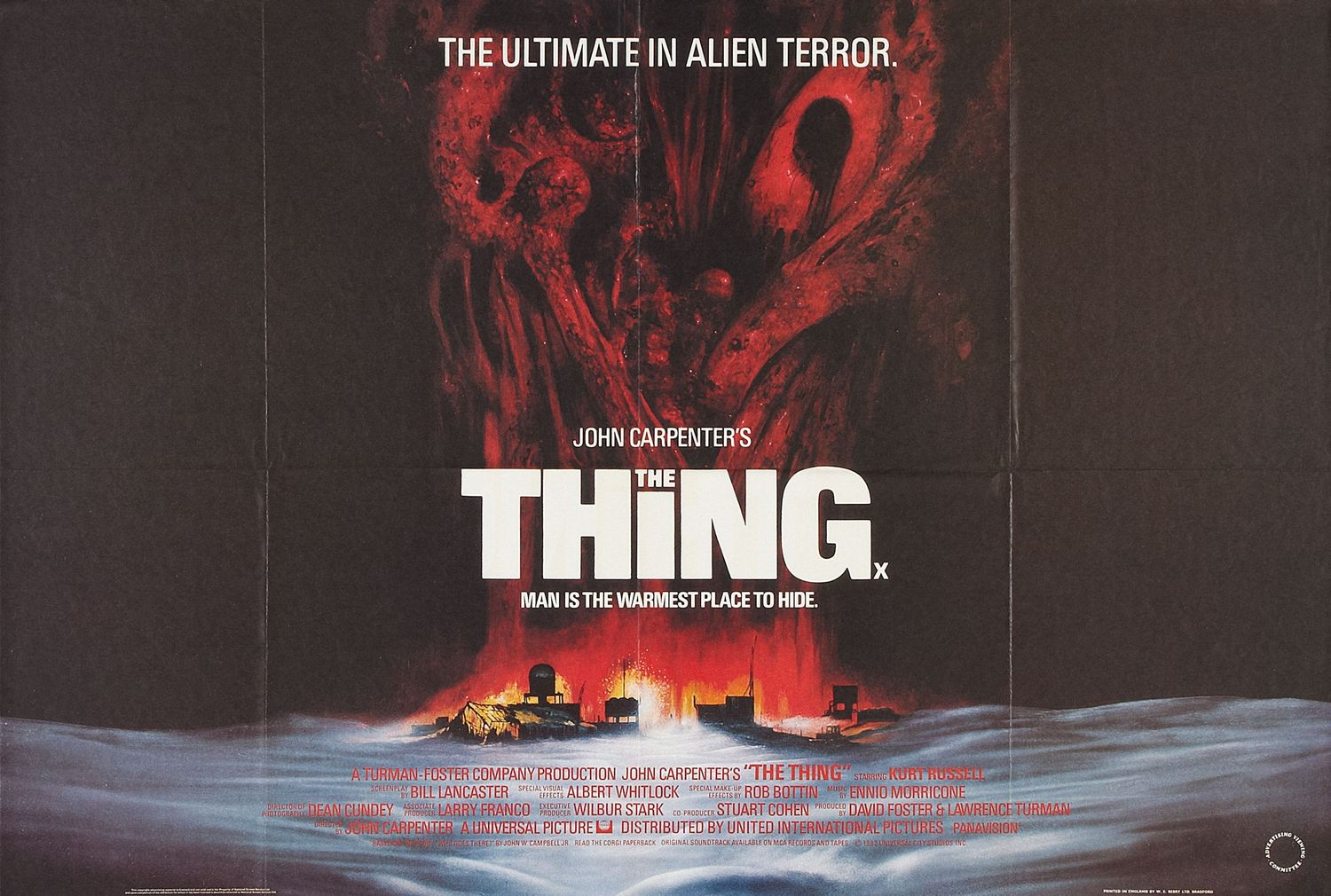 The Horror Novice: The Thing