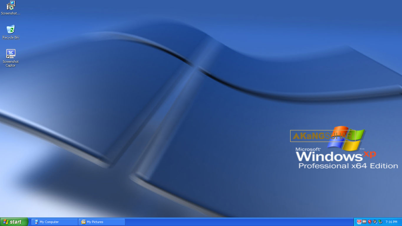 Download Windows XP Professional SP2 x64 December 2016