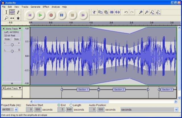 تحميل برنامج Audacity لأذالة الموسيقه عن الأغانى بكل سهولة مجانى