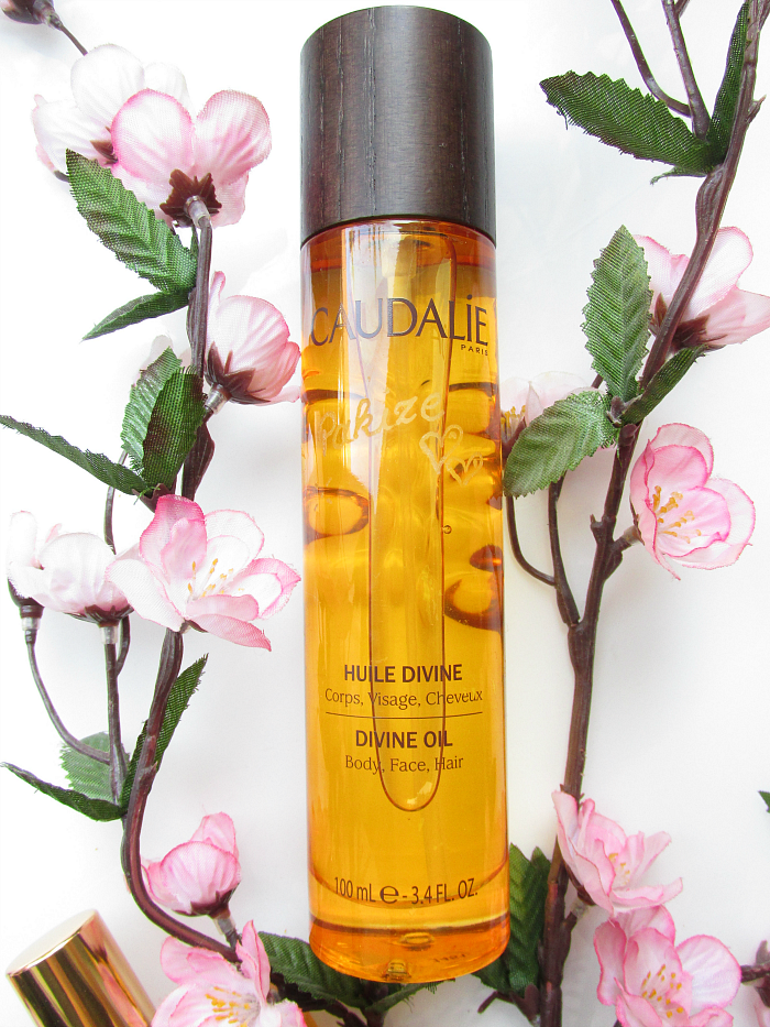 Review: CAUDALIE - Huile Divine - 100ml - 26.90 Euro